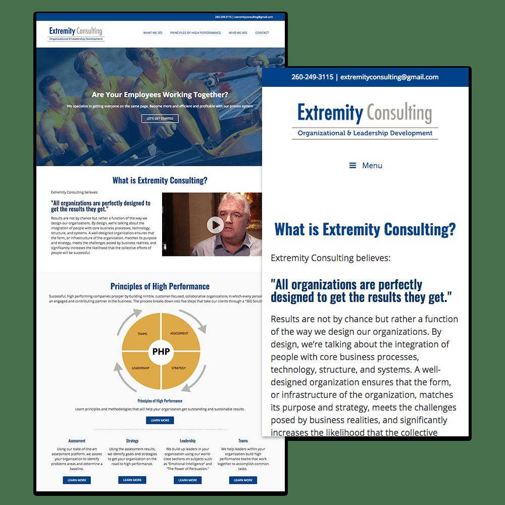 extremity website